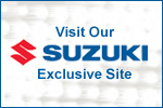 Exclusive Suzuki Site Button